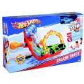 HotWheels splash track