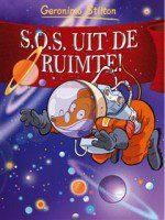 9789077826072 geronimo Stilton 54 SOS uit de ruimte