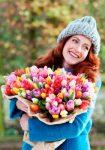 Half januari tot eind april: Tijd voor tulpen