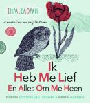 Recensie: Ik heb me lief en alles om me heen, Fidessa Docters van Leeuwen en Kirstin Hanssen