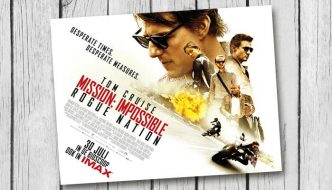 filmposter mission impossible
