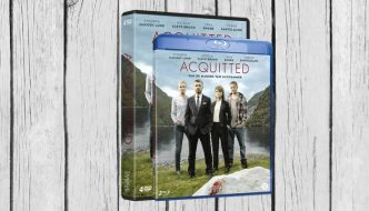 Win Acquitted op dvd of blu-ray
